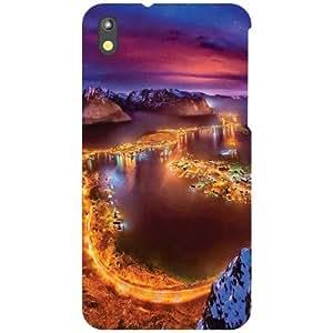 HTC Desire 816G Back Cover - Mesmerizing Designer Cases
