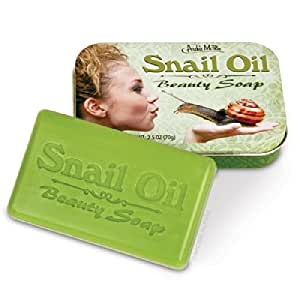 Accoutrements Snail Oil Beauty Soap