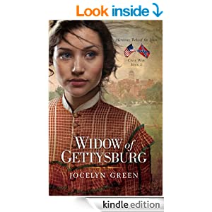 Widow of Gettysburg (Heroines Behind the Lines)