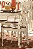Ohana Side Chair - Set of 2 (Antique White)