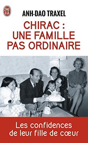 Chirac : une famille pas ordinaire