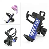 BETO Adjustable Quick Release Water Bottle Cage Holder Rack for MTB Bike
