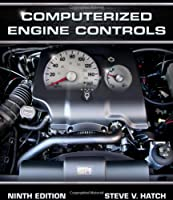 Computerized Engine Controls, 9th Edition Front Cover