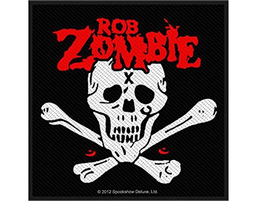 Rob Zombie - Dead Return - Toppa/Patch