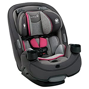 Safety 1st Grow and Go 3 in 1 Car Seat - Everest Pink