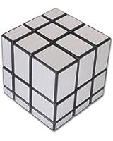 Shengshou Mirror Cube Argent Noir Cube Mirror