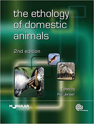 The Ethology of Domestic Animals: An Introductory Text (Modular Texts Series)