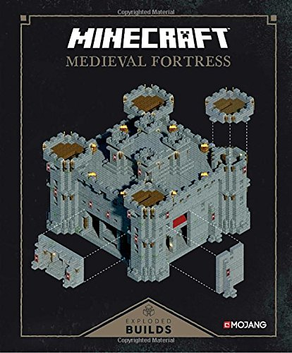 minecraft exploded builds medieval fortress pdf free download