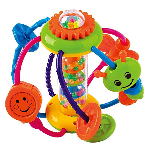 Musical Toys For Toddlers Boys : Wishtime baby clack and slide activity ball toys for boys