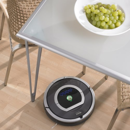 Buy iRobot Roomba 780 Vacuum Cleaning Robot for Pets and Allergies