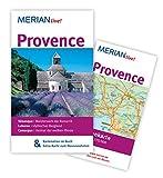 Provence: MERIAN live! - Mit Kartenatlas im Buch und Extra-Karte zum Herausnehmen