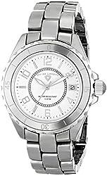 Swiss Legend Women's 22991-22S Titanio Analog Display Swiss Quartz Grey Watch