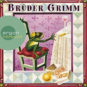 Brüder Grimm - Die Märchen Box Audiobook