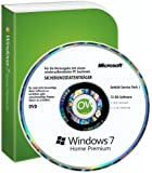 Windows 7 Home Premium 32 Bit MAR Deutsch [neuste Version Service Pack 1]
