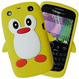 blackberry curve 9360 penguin case
