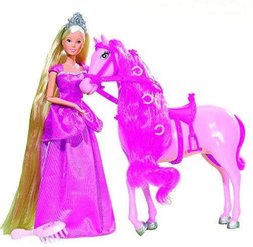 Simba - Steffi Love, Set di Principessa con cavallo