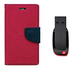 TOS Premium combo of TOS Flip cover and 32 GB Penrive for Samsung Galaxy Note 2 available at Amazon for Rs.1449