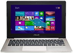 ASUS VivoBook X202E-DH31T 11.6-Inch Touch Laptop (Black) (OLD VERSION)