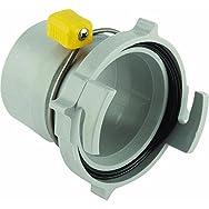 Easy Slip RV Sewer Hose Adapter-RV STRAIGHT HOSE ADAPTER