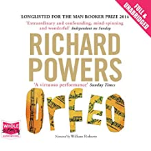 Orfeo (       UNABRIDGED) by Richard Powers Narrated by William Roberts