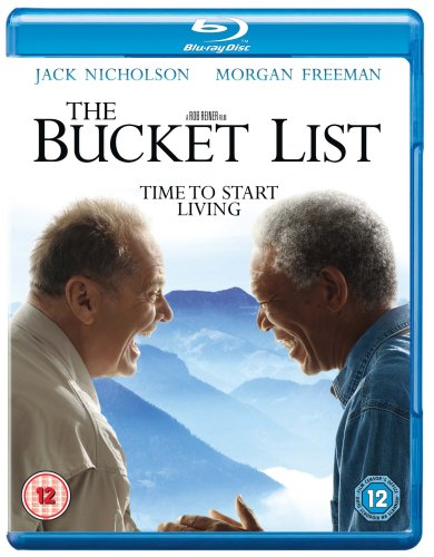 The Bucket List [Blu-ray] [Import anglais]