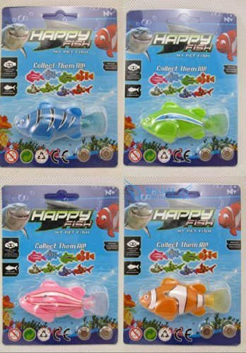 Lil' Fishys Motorized Water Pets - Lucky