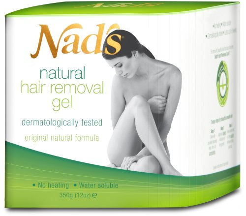 Nad's For Women Natural Hair Removal Gel 350G