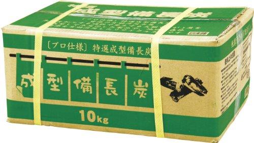 特選成型備長炭(オガ炭) 約10kg 業務用