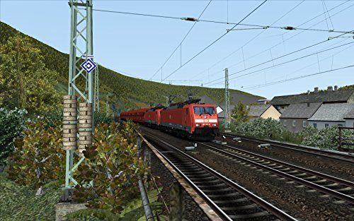 Along The Moselle Valley Addon for Train Simulator 2015 galerija