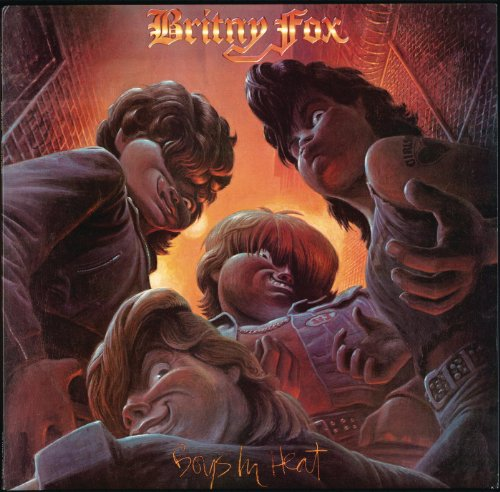 Britny Fox-Boys In Heat-CD-FLAC-1989-FORSAKEN Download