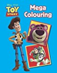 Disney Toy Story Mega Colouring