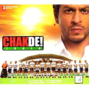 Chak De India (Hindi Music/ India Music / Bollywood Cinema Songs/ Shahrikh Khan/ Salim - Suleman)