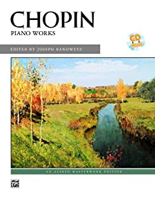 Chopin - Piano Works Performing Artist Warner Bros by International Music Publications