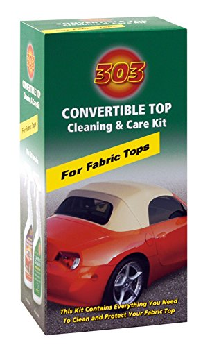 303 Products Convertible Vinyl Top Cleaning and Care Kit