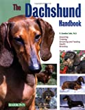 img - for The Dachshund Handbook (Barron's Pet Handbooks) book / textbook / text book