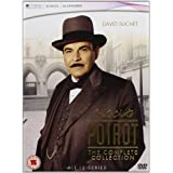 Agatha Christie's Poirot - The Complete Series 1-12 [DVD]by David Suchet