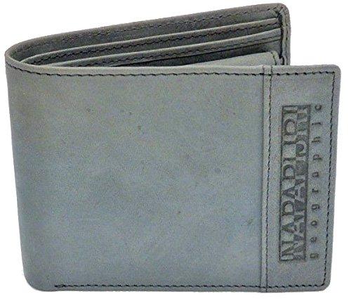 NAPAPIJRI Tyin Billfold 8 C/C Coinpocket Grey