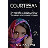 Courtesan ~ D.A. Boulter