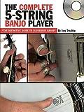 Complete 5 String Banjo Player
