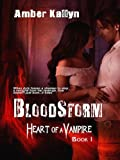 Bloodstorm (Heart of a Vampire 1)