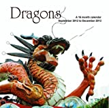 Dragons 2013 Wall Calendar #MGCHN03