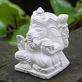 【アジア工房】手のひらサイズの小さなガネーシャ石像[Sサイズ][9747] [並行輸入品]