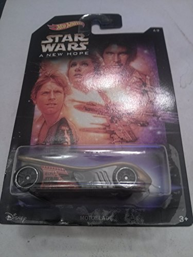 Hot Wheels Star Wars A New Hope 4/8 Motoblade