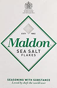 Maldon Flaked Sea Salt, 8.5 Ounces