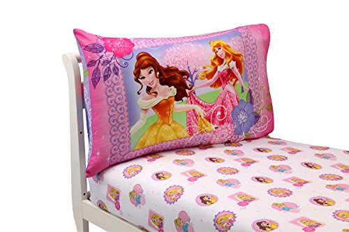 Disney Princess 2 Piece Sheet Set
