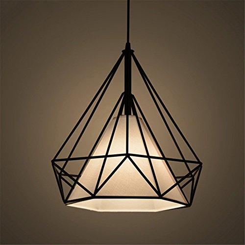 boutique-mjj-luxe-simple-diamond-de-lustres-25cm-blanc-mat