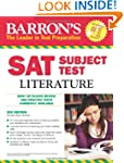 Barron's SAT Subject Test: Literature...