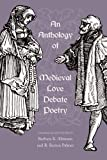 img - for An Anthology of Medieval Love Debate Poetry book / textbook / text book
