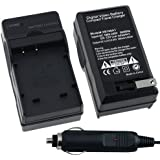 Sony NP-BG1 NPBG1 Premium Compatible Battery Charger Set