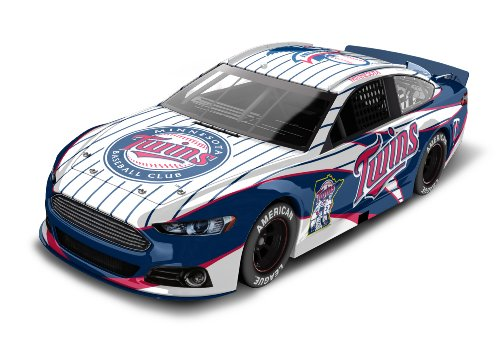 Minnesota Twins Major League Baseball Hardtop Diecast Car, 1:64 Scale